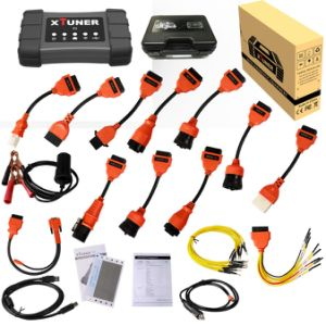 Xtuner T1 Heavy Duty Trucks Auto Intelligent Diagnostic Tool Support WiFi pictures & photos