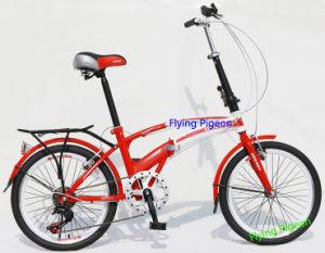 Specail City Alloy Folding Bike (FP-FDB-D009) pictures & photos