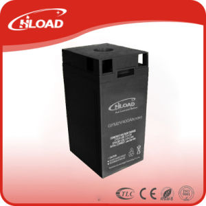 2V 400ah Deep Cycle Solar Gel Battery with CE Approve pictures & photos