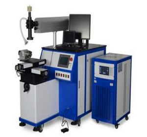 Hot Selling 150W 300W Jewelry Micro Laser Welding Machine pictures & photos