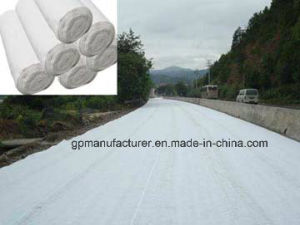 Pet Non Woven Road Construction Geotextile Price pictures & photos