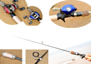 High Carbon Three Section Lure Rod pictures & photos
