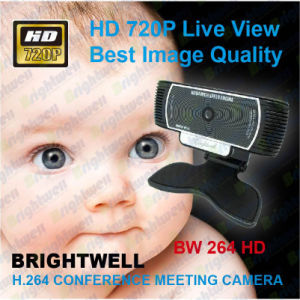 H. 264 HD Level PC Camera High Dynamic 2m Resolution (BW264HD-720P)