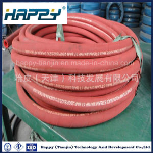 High Temperature Resistance Rubber Hydraulic Hose for Steam pictures & photos