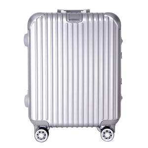 Fashinable Leisure 25 Inches Aluminum Frame Luggage, Aluminium Magnesium Alloy Luggage