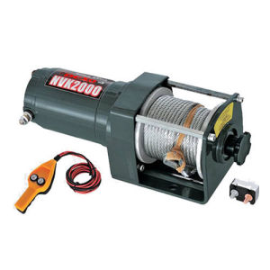 Electric Winch 2000lbs pictures & photos