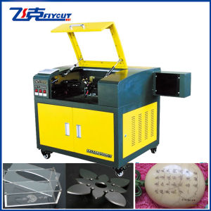 China Small Size Advertising 3D Laser Cutting Machine pictures & photos