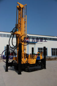 Drill Big Well Hole 600m Deep Multifunctional Hydraulic Crawler Well Car for Sales pictures & photos
