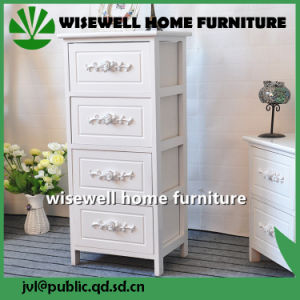 Bedroom Furniture Cupboard with 3 Drawer (W-CB-428) pictures & photos
