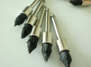 Disposable Dental Prophy Brushes with Black Bristle (PB-360) pictures & photos