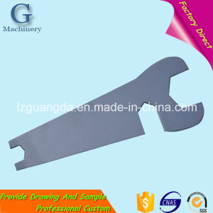 Wholesale OEM Sheet Metal Stamping Simple Wrench Part pictures & photos