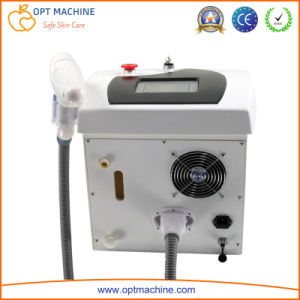 Q Switch ND YAG Laser Tattoo Removal Machine for Pigment Removal pictures & photos