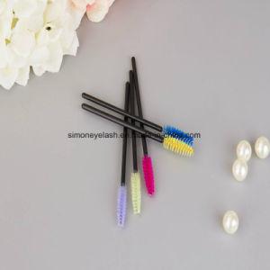 Promotional Disposable Eyelash Brushes Mascara Wands pictures & photos