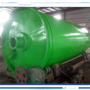 Waste Tyre to Diesel Refining Plant with Auto Feeding pictures & photos