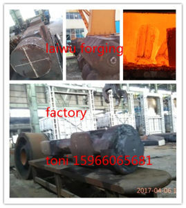 Heavy Forging Crank Shaft Open Die Forging pictures & photos