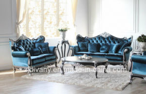 New-Classics Style Fabric Sofa pictures & photos