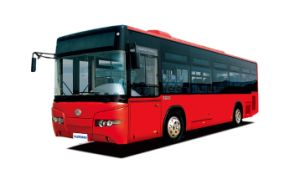 Medium Size City Bus 39+1 Seat