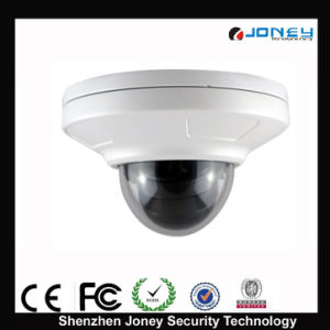 Vandal Proof Mini IP Dome Camera with Poe and TF Card Memory Slot pictures & photos