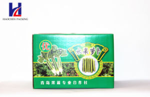 Green Vegetables Corrugated Carton pictures & photos