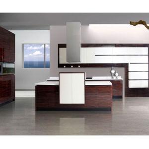 china assembled varnish wood veneer kitchen cabinet baking varnish lacquered panel for kitchen cabinet buy