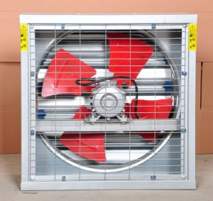 Exhaust Fan with Galvanized Frame for Greenhouse (RSZ 620)