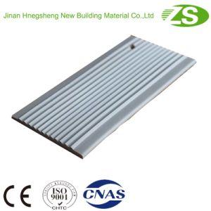 Plastic Ceramics Edge Flooring Tile Stairs Nosing with Aluminum Frame pictures & photos