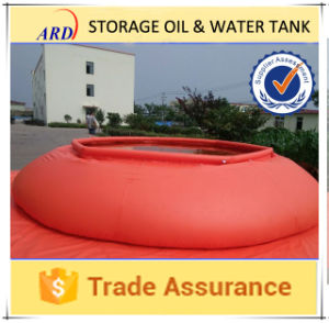 Ship to Africa High Quality Water Storage Bladder Tank