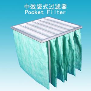 Medium Efficiency Pocket Air Filter pictures & photos