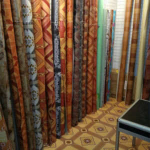 Engineered Plastic Flooring/Engineered PVC Flooring pictures & photos