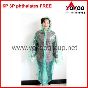 Emergency Raincoat for Promotional (YB-51408)