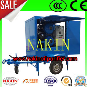 Zym Series High Vacuum Transformer Oil Purifier with Trailer pictures & photos