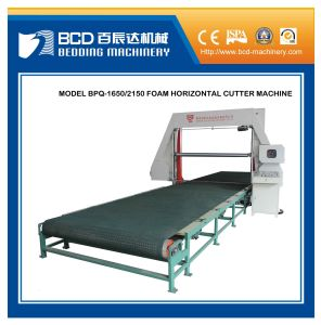 Auto Horizontal Foam Machine Cutter Machinery (BPQ-WD) pictures & photos