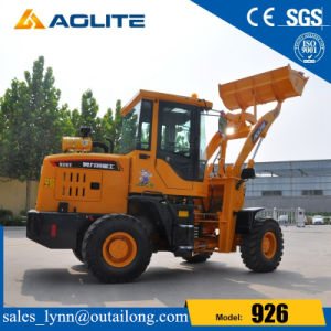 Small Garden Tractor Wheel Loader Made in China with Prices pictures & photos