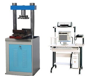 Flexural Test Machine for Mortar Beams pictures & photos