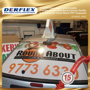 Street Banner Wide Format Vehicle Graphics Material Supply pictures & photos