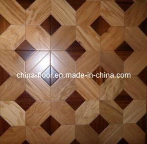 Parquet Laminated Wooden Flooring
