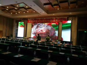 China Manufacturers Indoor Advertising Curved Big LED Display pictures & photos