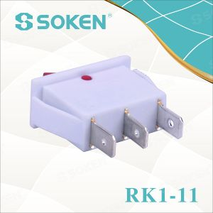 Rk1-11 Home Appliances Electric Lighting on off Rocker Switch T85 pictures & photos