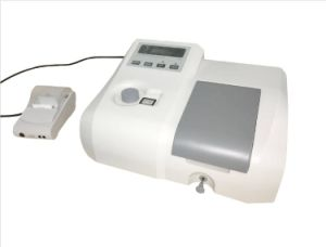 with Printer 722p Vis Spectrophotometer, Buy Visible Spectrophotometer pictures & photos
