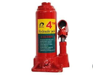4 Ton SGS Approved 338mm Hydraulic Bottle Jack pictures & photos