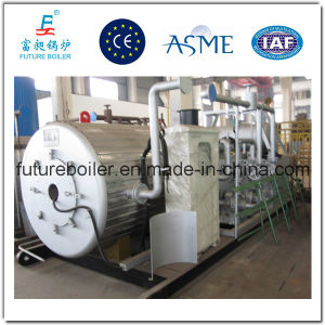 Chinese Gas Fired Thermal Oil Heater pictures & photos
