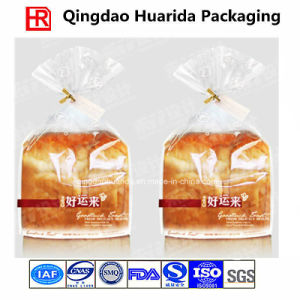Transparent Plastic OPP Bread Packing Bag with FDA pictures & photos