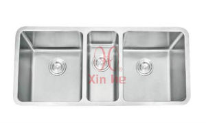 Stainless Steel Kitchen Sink, Stainless Steel Sink (H09) pictures & photos
