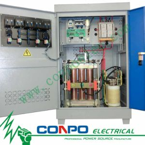SBW-50kVA Full-Auotmatic Compensated Voltage Stabilizer/Regulator pictures & photos