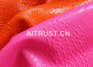 PU Synthetic Leather (For Shoes leather, For Bags leather;)