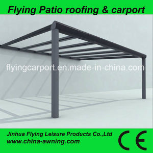 CE Certification Polycarbonate Sheet Roof Aluminum Carport
