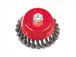 Twisted Knot Cup Brush