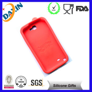 2015 Fancy Silicone Phone Case for Samsung Galaxy Note4 pictures & photos