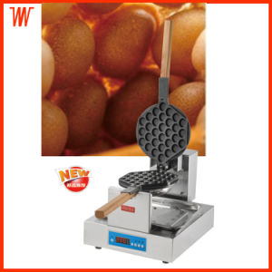 Cheap Electric Egg Shape Waffle Maker pictures & photos