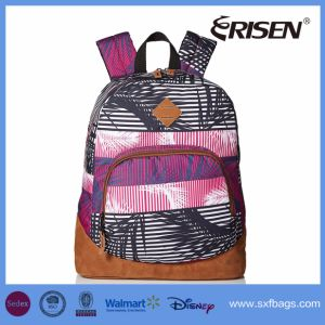2017 Promotion Colorful Waterproof School Backpack pictures & photos